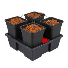 Wilma Large 4 Pot ( 11 Litres ) Complete Dripper System ( NEW STYLE )